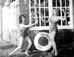 Importing the success of Hannagan's Miami Beach bathing beauties campaign to a wintery Idaho proved a highly successful, if surprising, ploy.